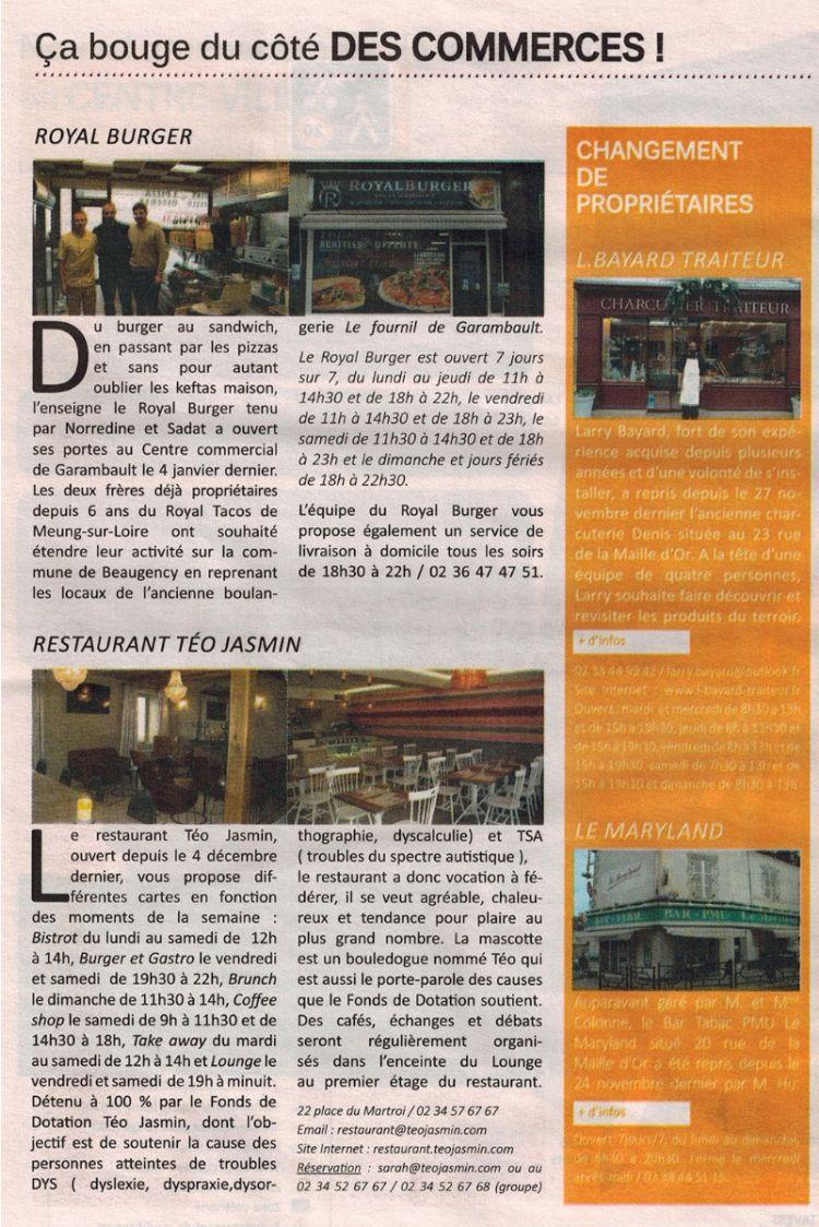 Beaugency Mag