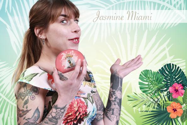 Collection Jasmine Miami de Teo Jasmin