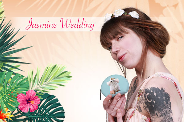 Portefeuille Jasmine Wedding